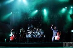 Apocalyptica v Košiciach / photo by: Marek Bučko
