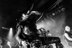 Cradle of Filth live at Majestic Music Club / photo by: Matúš Kotlár