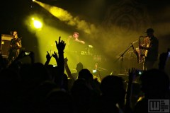 Dub FX live at Majestic Music Clb / photo by: Simona Babjaková