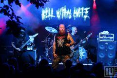 KILL-WITH-HATE / FEKETE ZAI 2020