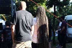 Roznorodi-navstevnici-festivalu / FEKETE ZAI 2020