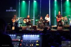 BlueZodiac live at Atelier Babylon, Bratislava 2020 / photo by: Marek Bučko