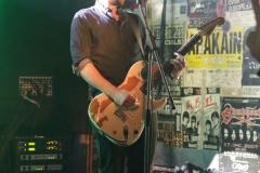 Lord Alex / UK SUBS live at Randal Club 201 / photo by: David Majersky
