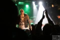 UK SUBS live at Randal Club 201 / photo by: David Majersky