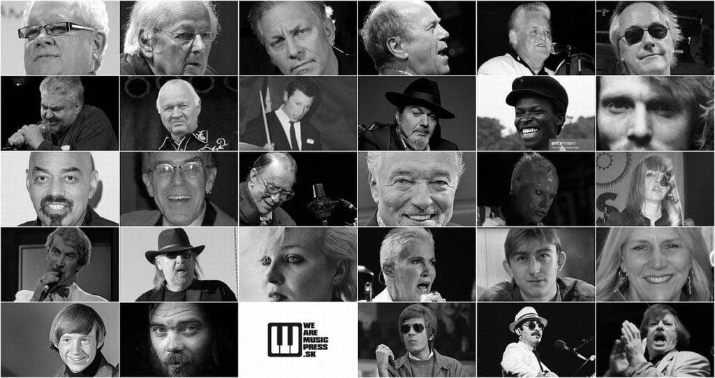 Hudobníci, ktorí odišli v roku 2019