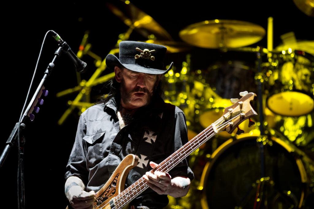 Lemmy Kilmister -Motörhead - Rock am Ring 2015