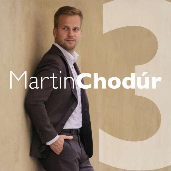 01. A Obal CD Martin Chodúr 3