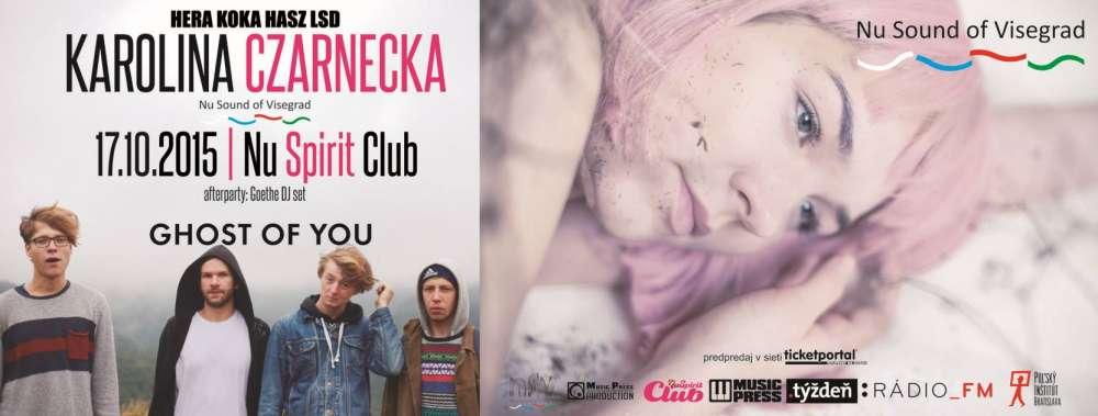 Nu Sound of Visegrad 2015 / Karolina Czarnecka / Ghst of You