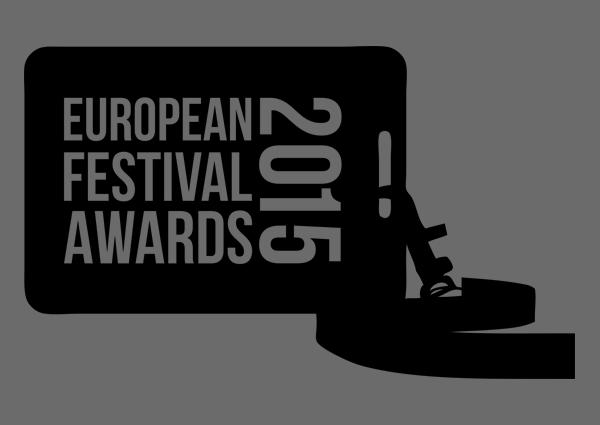 Evropské festivalové ceny 2015
