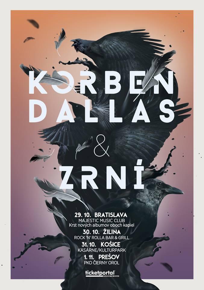 Korben Dallas + Zrni vizual