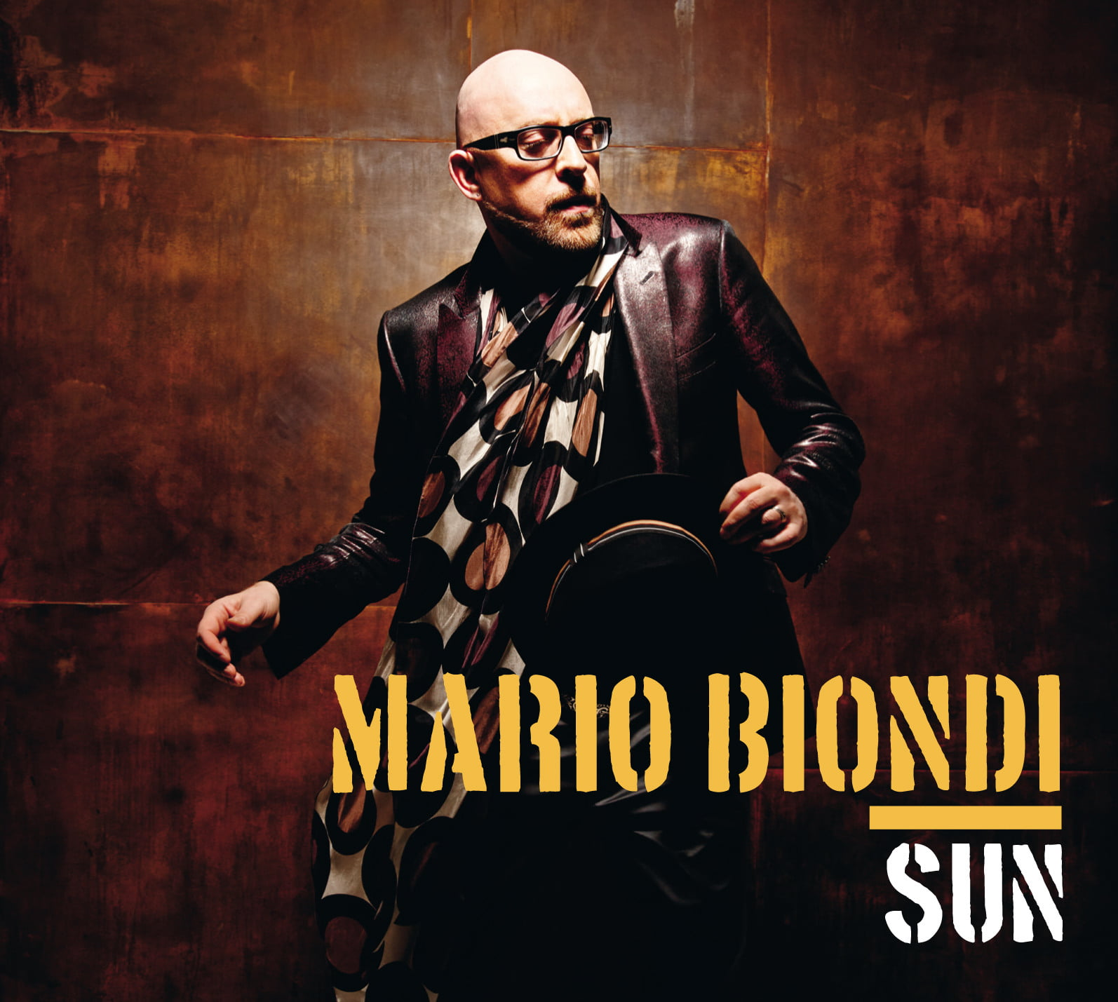 Mario Biondi - Sun - Front