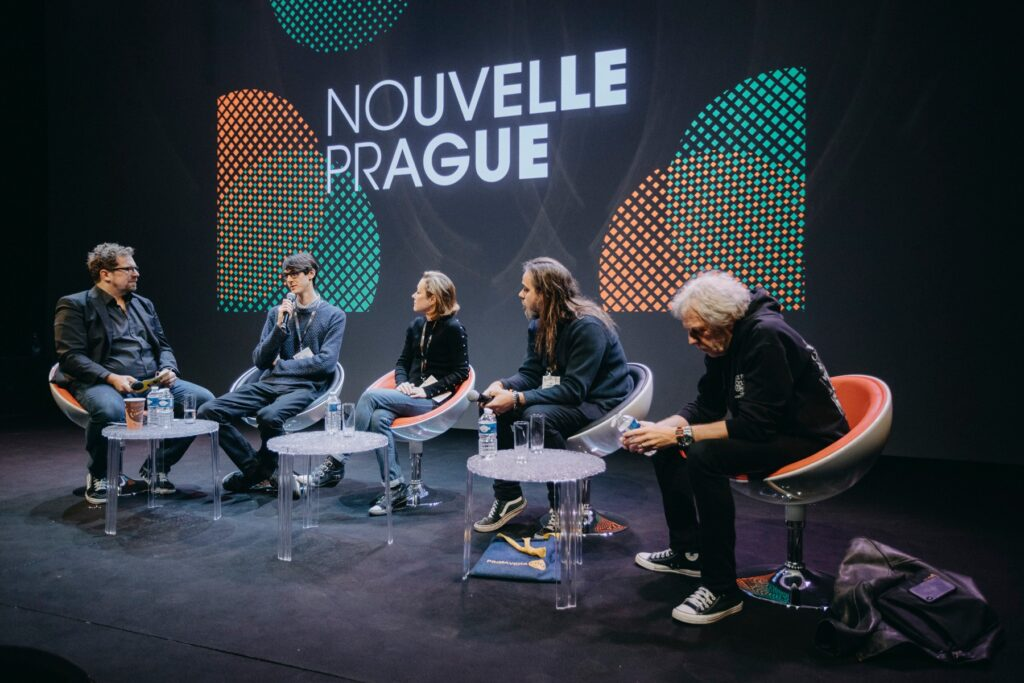Nouvelle Prague 2019 / photo by: Jakub Červenka