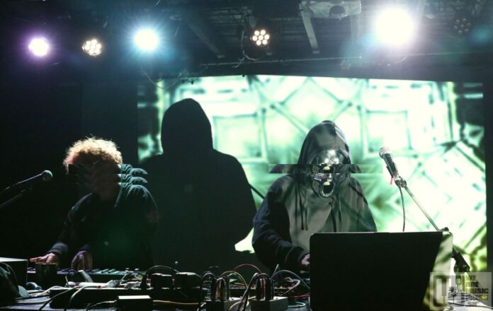 XdzvonX live at Nu Sound of Visegrad 2019 / photo: David Majersky