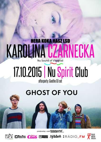 Nu Sound of Visegrad 2015 / Karolina Czarnecka / Ghost of You