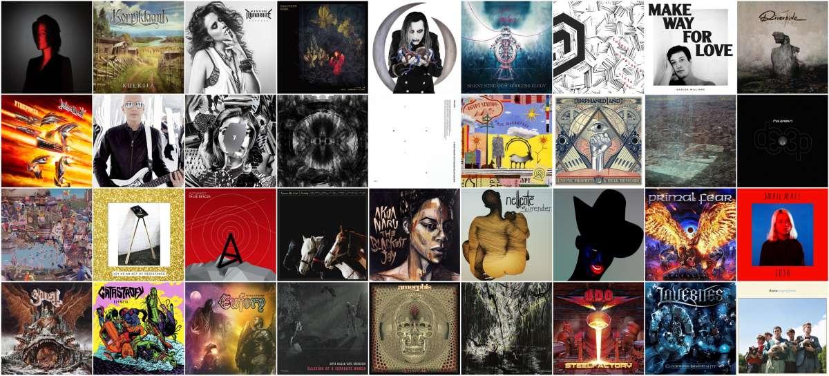 Musicpress albumy roka 2018