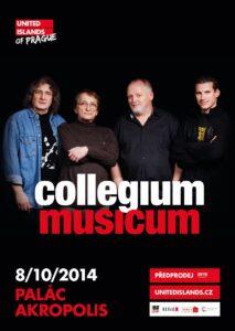 plakat Collegium Musicum