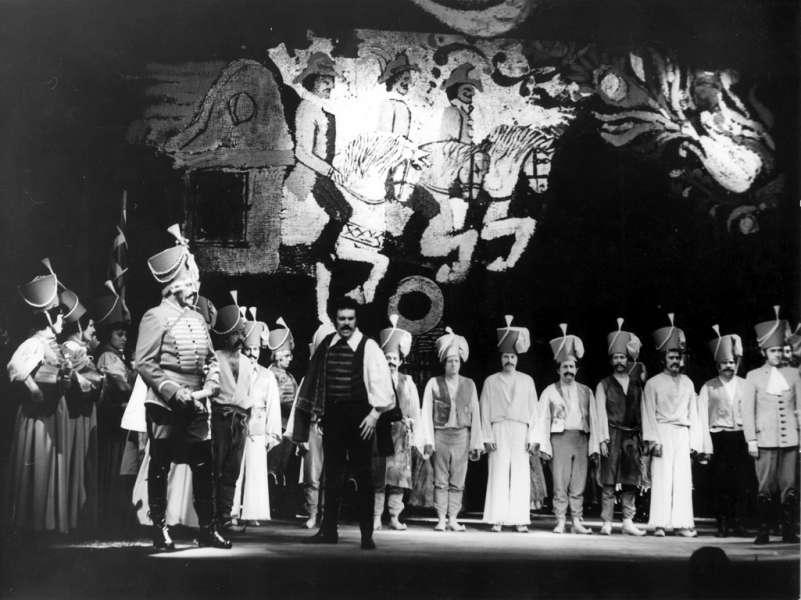 s1 opereta cigansky baron 1971-1989