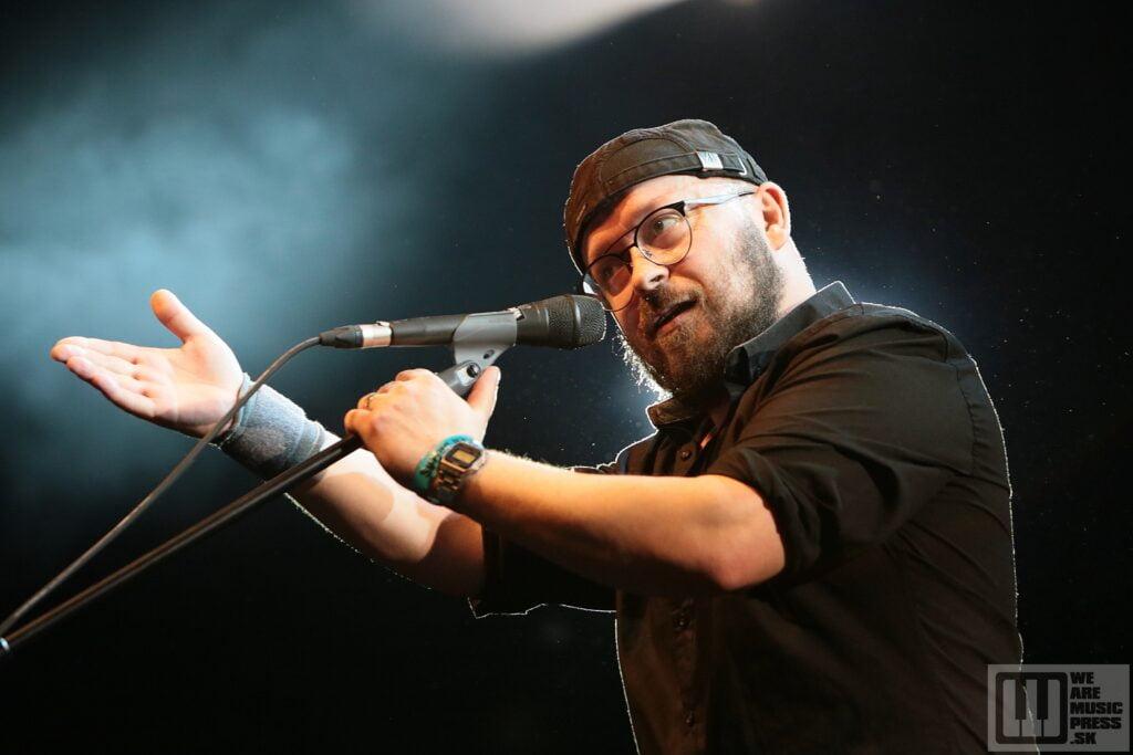 Korben Dallas, Bazén Tour v Majestic Music Clube / photo by: Simona Babjaková