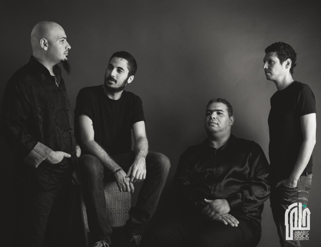 Khalas v zložení Riyad Sliman, Abe Hathot, Fadel Qandil, Rooster