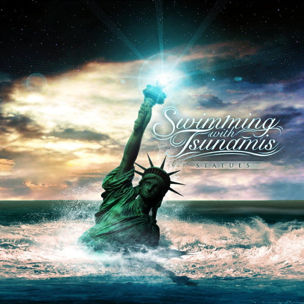 Swimming With Tsunamis – Statues