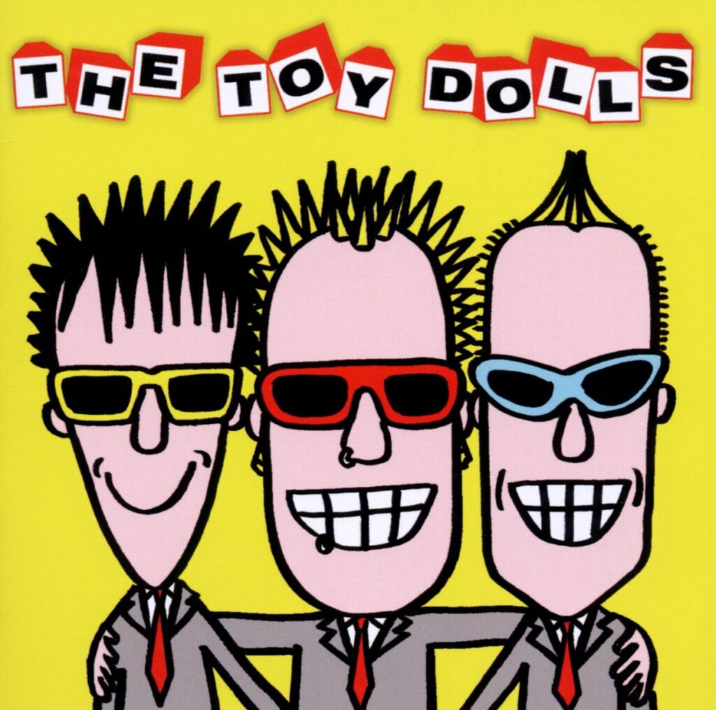 Toy Dolls -The Album After The Last One