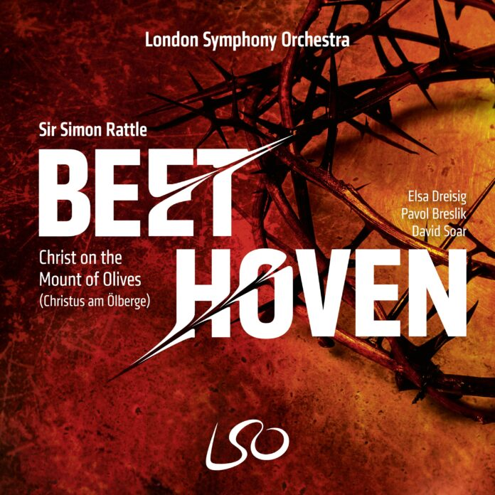 Beethoven Christ on the Mount of Olives