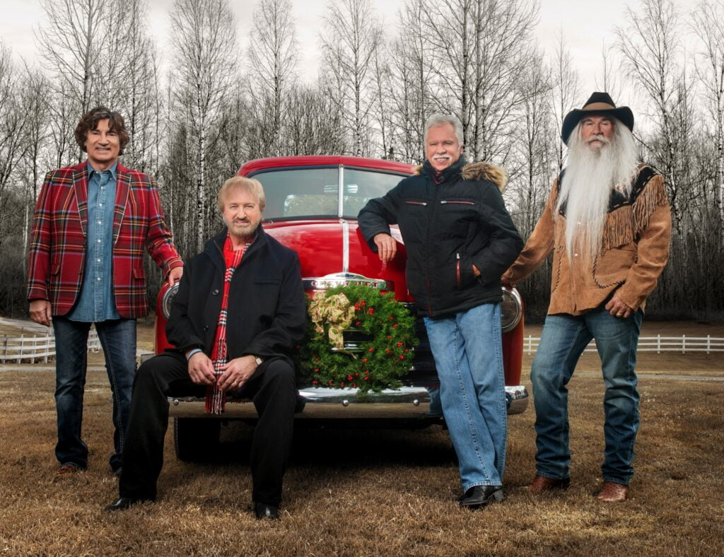 The-Oak-Ridge-Boys, Joe Bonsall druhý zprava