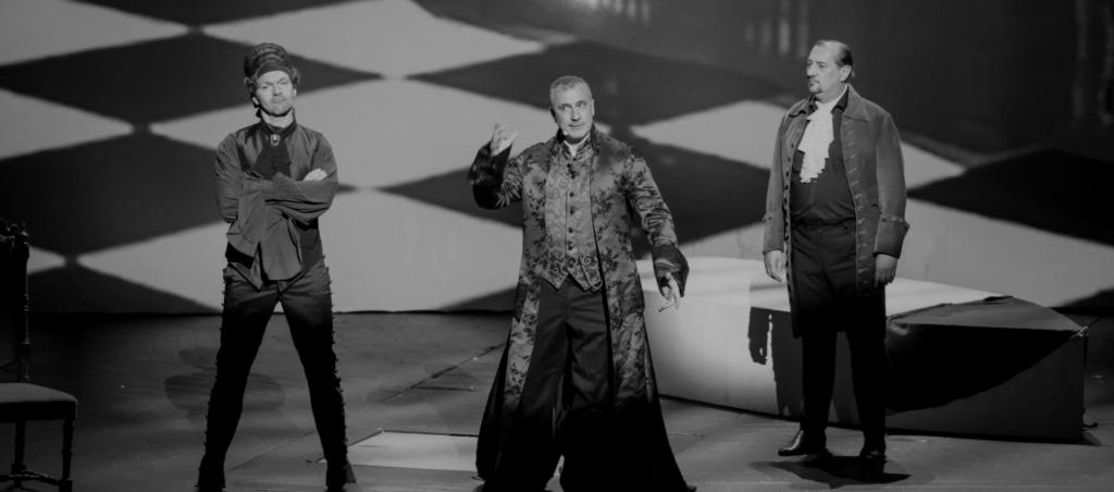 Martin Vaněk Z opery do opery