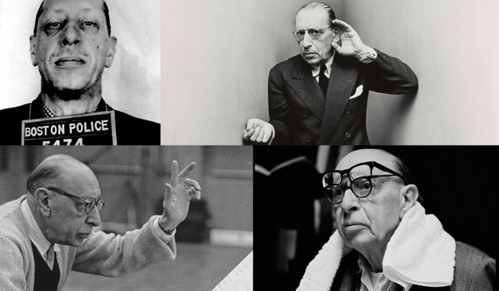 Igor Stravinskyj