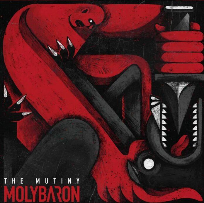 Molybaron - The Mutiny cover