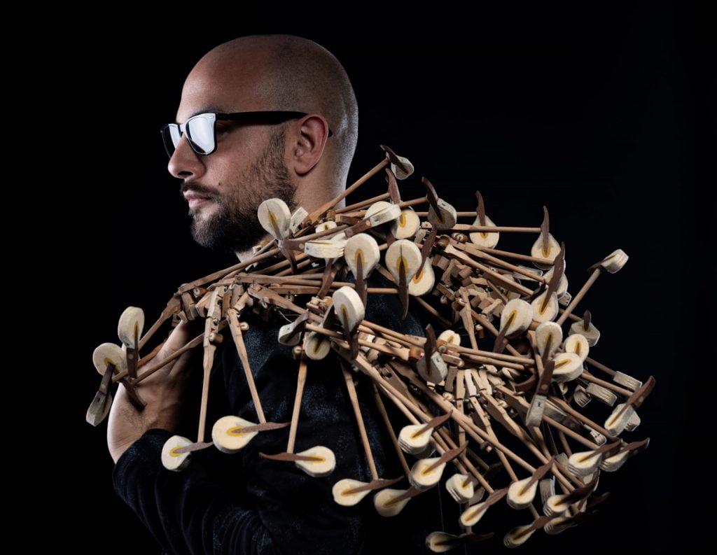 Shai Maestro photo by Gabriel Baharlia