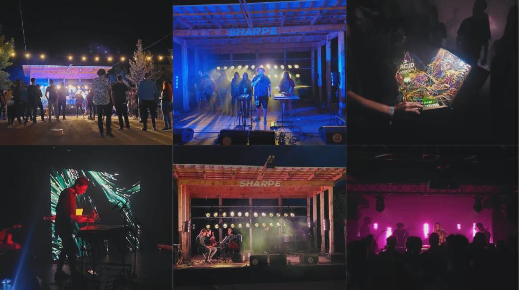 Sharpe festival 2021
